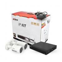 Dahua на 1-4 камеры IP 2мп
